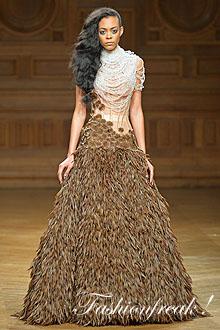 Impressions haute couture f w 2014 part 8 - Chambre syndicale de la haute couture parisienne ...